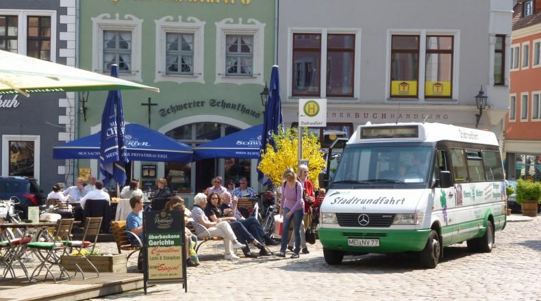 Stadtrundfahrt Meissen – Saisonstart am 01.04.2017