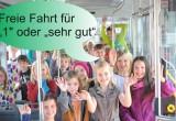 Freie Fahrt für Einserschüler