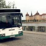 Bus in Moritzburg