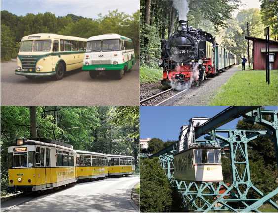 Ausflugstipp: Historische Verkehrsmittel