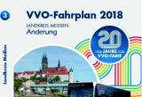 Fahrplanänderung am 10.06.2018