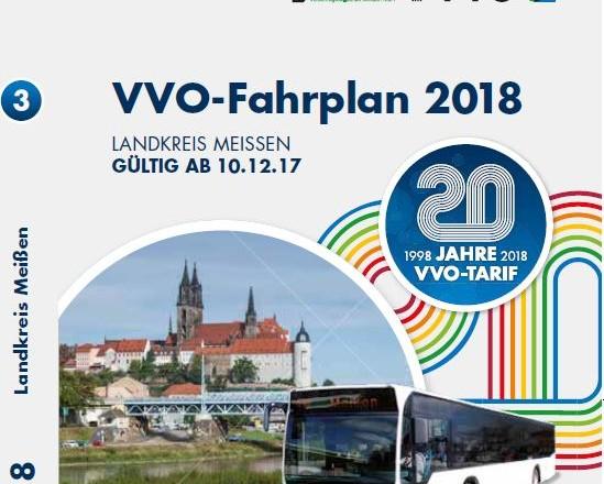 Fahrplanänderungen ab 10.12.2017