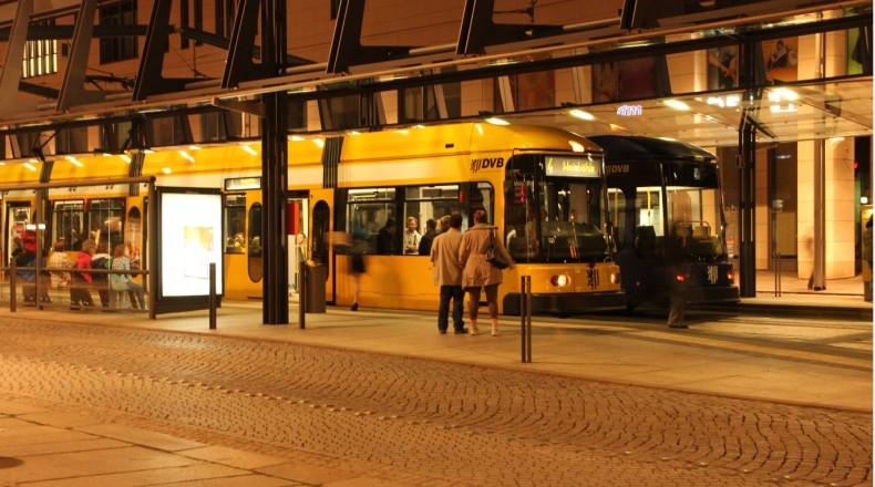 Neues Nachtbusangebot zwischen Meissen und Dresden