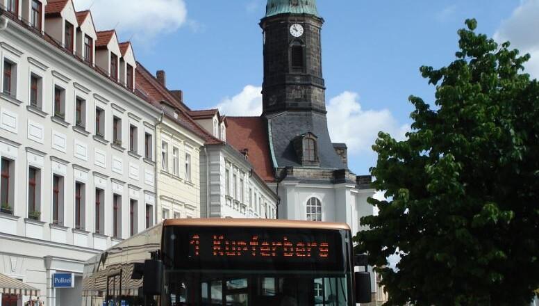 Neue Nahverkehrsangebote in Grossenhain ab 09.12.2018