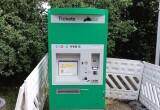 Fahrscheinautomaten