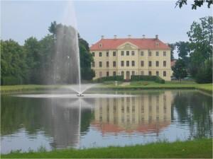 Palais und Barockgarten Zabeltitz_Foto Fremdenverkehrsamt Zabeltitz