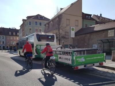 LinieM_mit Fahrradbusanhänger2
